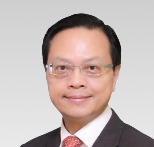 中国区总裁 - 陈绍雄
