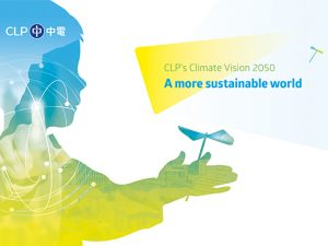 Climate Vision 2050 report cover image