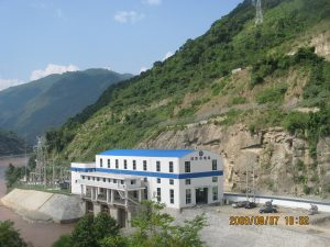 大理漾洱水电站(2009年)
