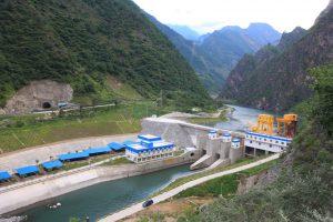 江边水电站(2010年)