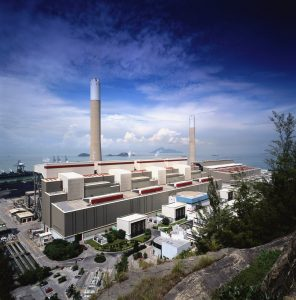 青山发电厂(1964年)